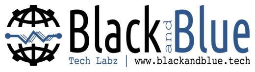 Black and Blue Tech Labz